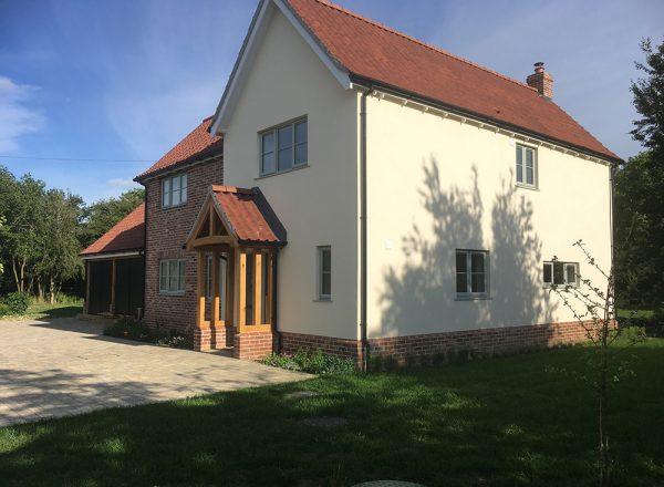 New Builds Bury St Edmunds